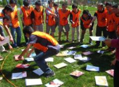 团队拓展训练活动的感悟及想法